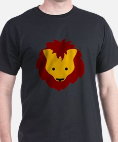 The Cutest Gryffindor Lion T-Shirt