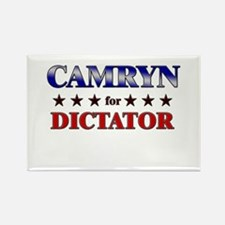 CAMRYN for dictator Rectangle Magnet