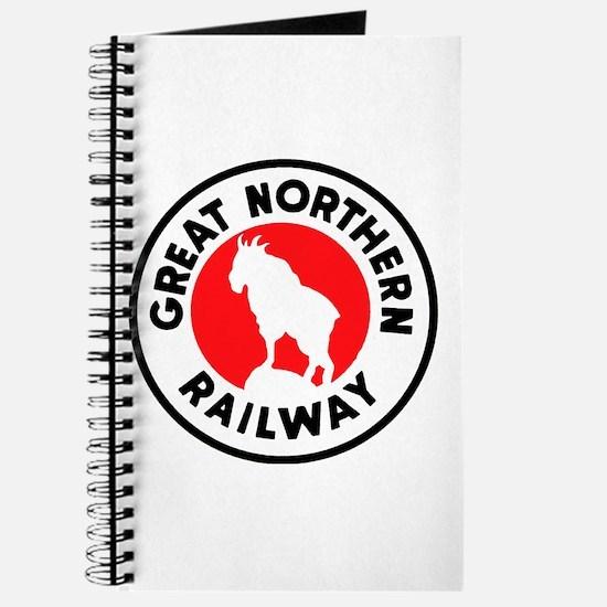 Great Northern Railway logo 2 Journal