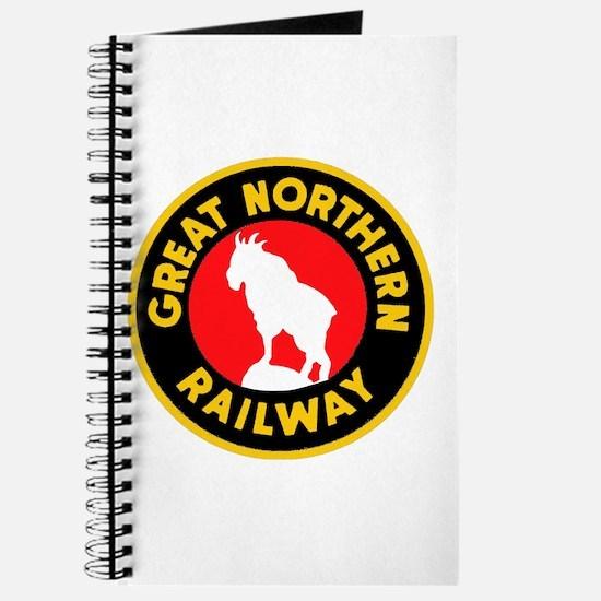Great Northern Railway logo 4 Journal