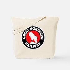Funny Railroad Tote Bag