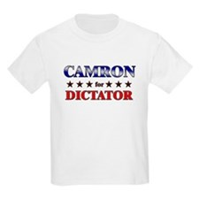CAMRON for dictator T-Shirt