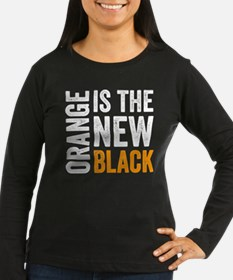 Orange Is The New Black. Crazy Long Sleeve T-Shirt