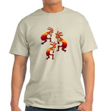 Three Kokopelli #56 T-Shirt