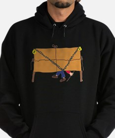 Escapology Hoodie (dark)