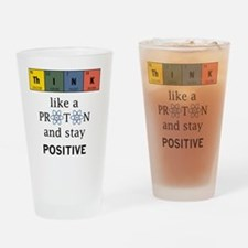 Cute Funny physics Drinking Glass