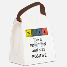 Cute Periodic table Canvas Lunch Bag