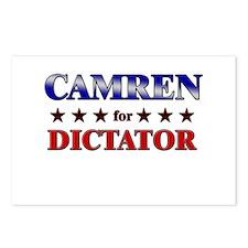 CAMREN for dictator Postcards (Package of 8)