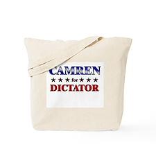CAMREN for dictator Tote Bag