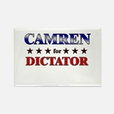 CAMREN for dictator Rectangle Magnet