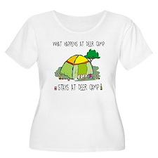 What Happens At Deer Camp T-Shirt