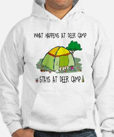 What Happens At Deer Camp Hoodie