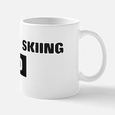 FREESTYLE SKIING Dad Mug