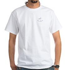 White Bummer T-Shirt