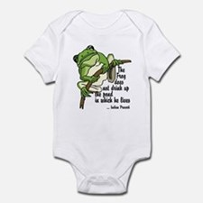 Frog Infant Creeper