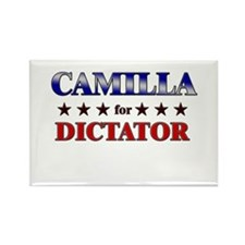 CAMILLA for dictator Rectangle Magnet