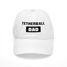 TETHERBALL Dad Baseball Cap