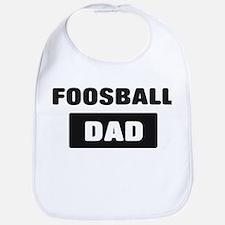 FOOSBALL Dad Bib