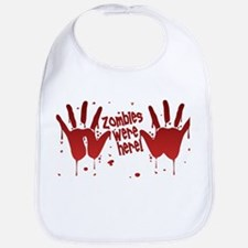 Trick or treats Bib