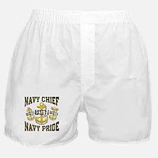 navy chief Boxer Shorts