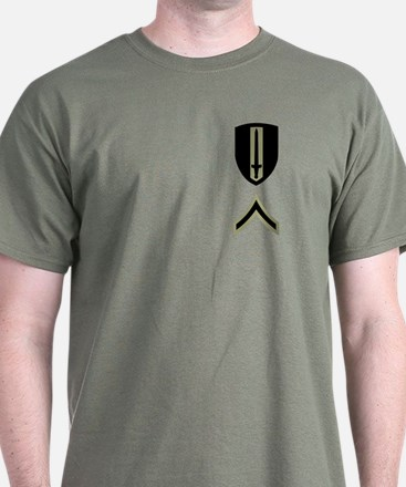 USARV Private <BR>Green T-Shirt 1
