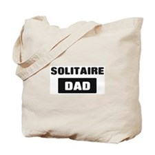 SOLITAIRE Dad Tote Bag