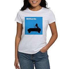 iBilliards Women's T-Shirt