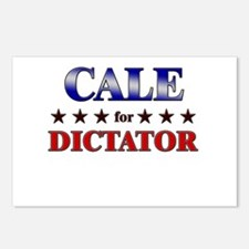 CALE for dictator Postcards (Package of 8)
