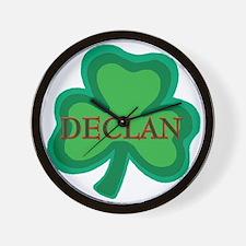 Funny Declan Wall Clock