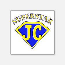 "Unique Jesus christ superstar Square Sticker 3"" x 3"""