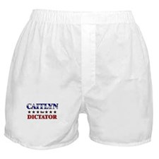 CAITLYN for dictator Boxer Shorts