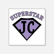 "Funny Jesus christ superstar Square Sticker 3"" x 3"""