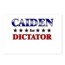 CAIDEN for dictator Postcards (Package of 8)