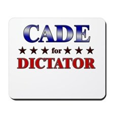 CADE for dictator Mousepad