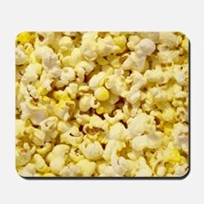Popped Popcorn for Movie Lovers Mousepad
