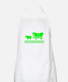 You have died BBQ Apron