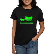 You have died Women's Dark T-Shirt