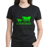 Retro Women's Dark T-Shirt