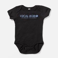 Oceanside California, Local Legend L Baby Bodysuit