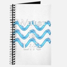 Water Is Life Journal