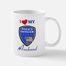 Love My Police Husband Mug