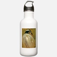 Phalene tapestry Water Bottle