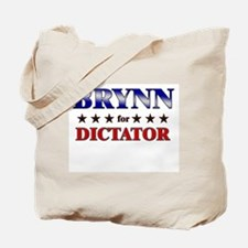 BRYNN for dictator Tote Bag