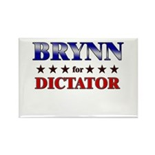 BRYNN for dictator Rectangle Magnet