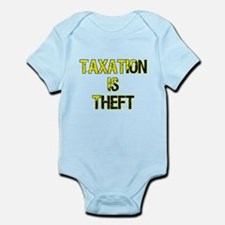 Taxation Is Theft Body Suit
