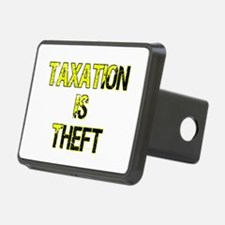 Taxation Is Theft Hitch Cover