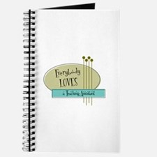 Everybody Loves a Teaching Assistant Journal