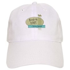 Everybody Loves a Teaching Assistant Baseball Cap