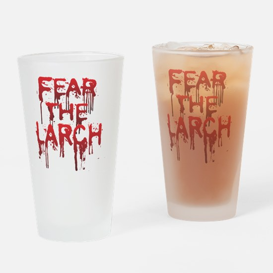 Fear Drinking Glass