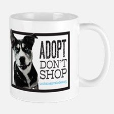 Adopt Don't Shop Mugs
